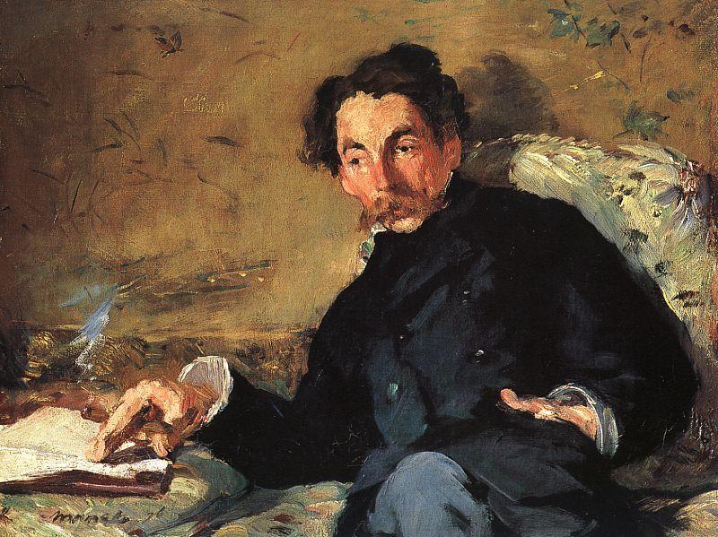 portrait mallarme